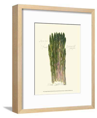 Asparagus Officinalis-Elissa Della-piana-Framed Art Print