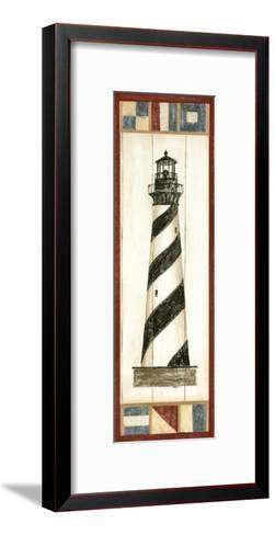Americana Lighthouse II-Ethan Harper-Framed Art Print