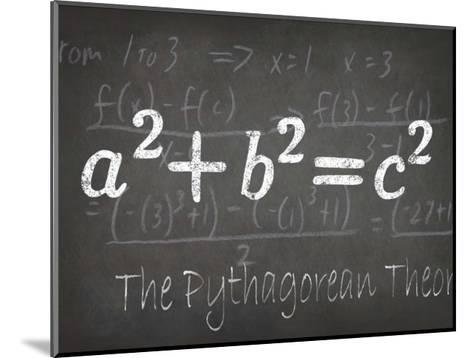 Mathematical Elements IV-Ethan Harper-Mounted Art Print