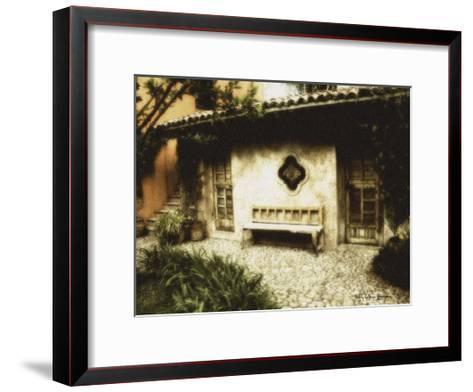 San Miguel II-Terry Lawrence-Framed Art Print