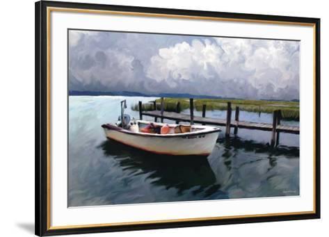Wachapreague II-Robert Mcclintock-Framed Art Print