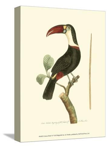 Crimson Birds VI-Frederick P^ Nodder-Stretched Canvas Print