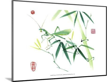 Mantis-Nan Rae-Mounted Art Print
