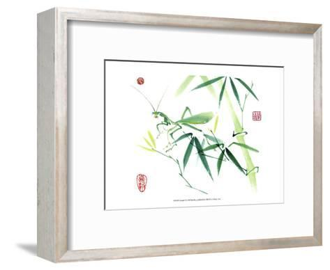 Mantis-Nan Rae-Framed Art Print