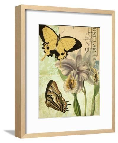 Nature's Tapestry I--Framed Art Print