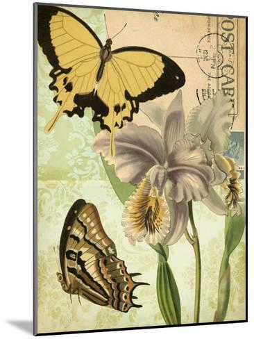 Nature's Tapestry I--Mounted Art Print