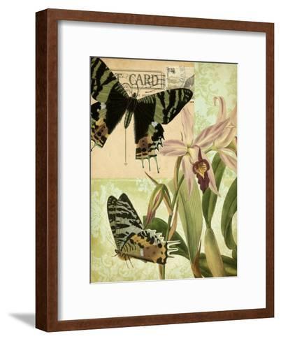 Nature's Tapestry IV--Framed Art Print