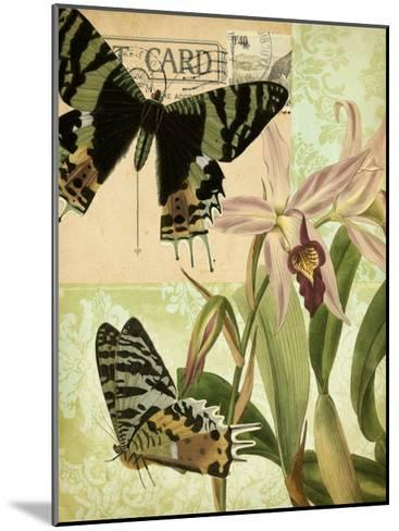Nature's Tapestry IV--Mounted Art Print