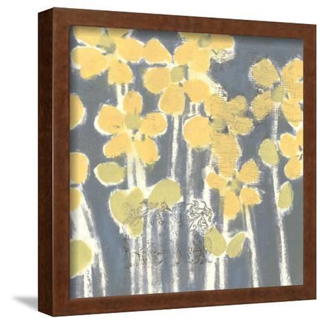 Sunny Breeze III--Framed Art Print