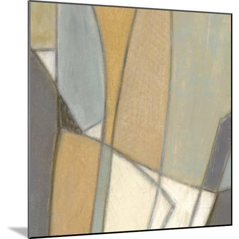 Structured Abstract I-Norman Wyatt Jr^-Mounted Giclee Print