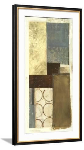 Modular Abstract I--Framed Art Print