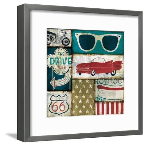 American Pop II-Mo Mullan-Framed Art Print