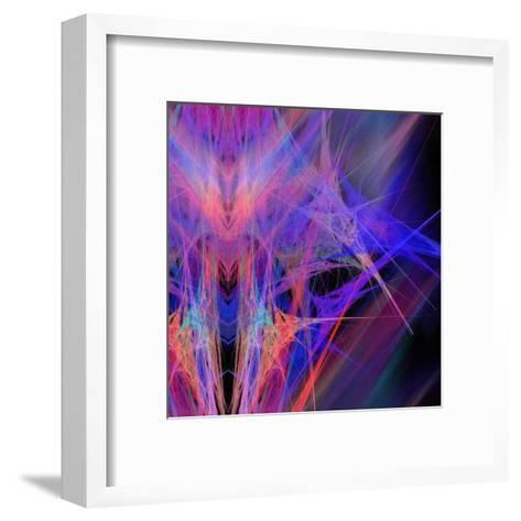 Pink Light I-Jean-Fran?ois Dupuis-Framed Art Print