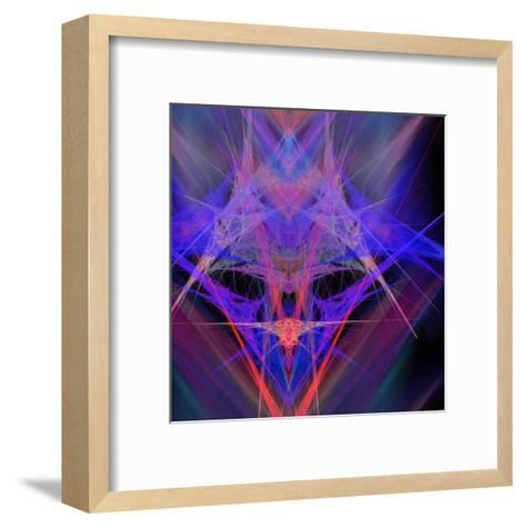 Pink Light II-Jean-Fran?ois Dupuis-Framed Art Print