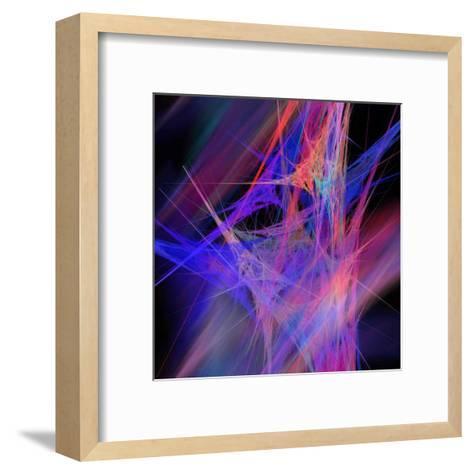 Pink Light III-Jean-Fran?ois Dupuis-Framed Art Print
