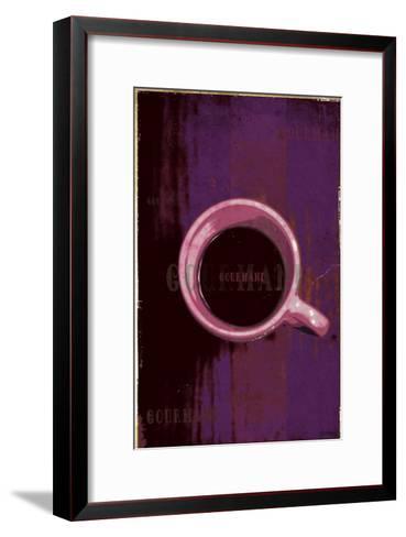 Gourmand: Cup II-Pascal Normand-Framed Art Print