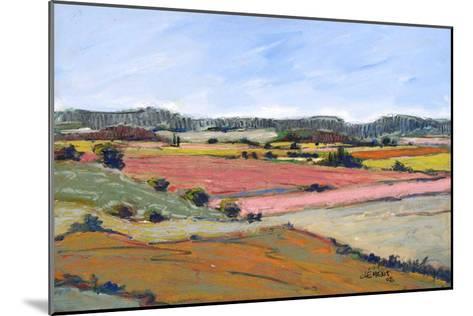 Landscape I-Jacques Clement-Mounted Art Print