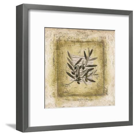 Olives-V?ronique Didier-Laurent-Framed Art Print