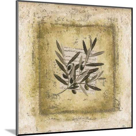 Olives-V?ronique Didier-Laurent-Mounted Art Print