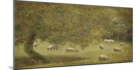 English Countryside IV-Terry Lawrence-Mounted Art Print