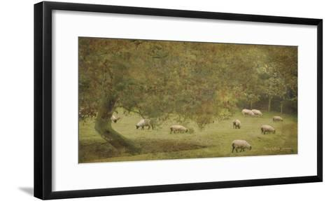 English Countryside IV-Terry Lawrence-Framed Art Print