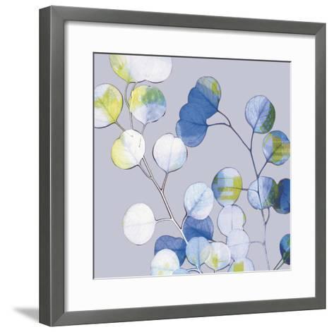 Modern Branch I-Ricki Mountain-Framed Art Print