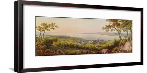 Bregenz am Bodensee-Molitor-Framed Art Print