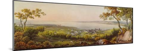 Bregenz am Bodensee-Molitor-Mounted Collectable Print