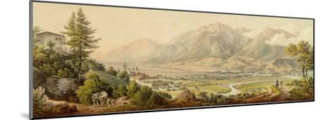 View of Innsbruck- Molitor-Mounted Collectable Print