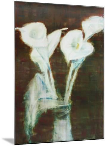 Callas, c.1937-Christian Rohlfs-Mounted Collectable Print