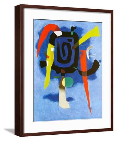 Bluxao V, c.1955-Willi Baumeister-Framed Art Print