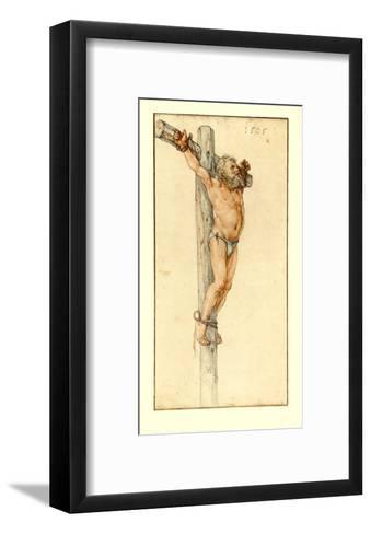The Good Malefactor-Albrecht D?rer-Framed Art Print