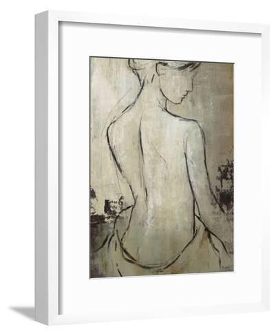 Spa Day IV-Bridges-Framed Art Print
