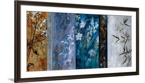 Zen Respite-Dysart-Framed Art Print