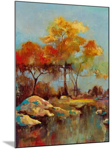 Silent Colours III-Georgie-Mounted Art Print