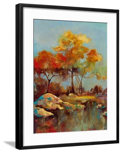 Silent Colours III-Georgie-Framed Art Print
