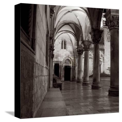 Old Town III-Tony Koukos-Stretched Canvas Print