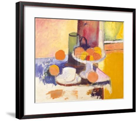 Still Life with Oranges-Henri Matisse-Framed Art Print