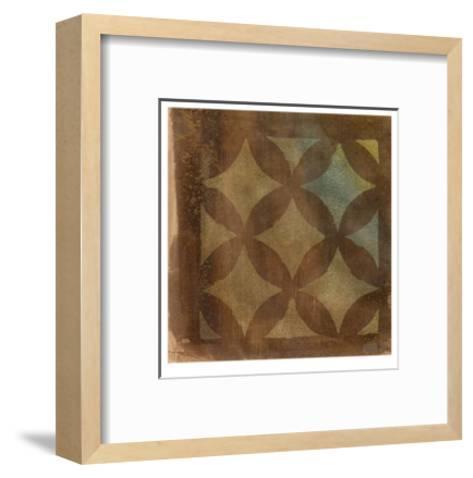 Mediterranean Impressions III-Megan Meagher-Framed Art Print