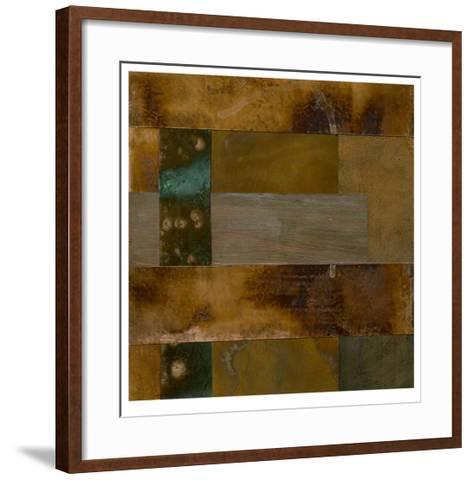Reaction II-Ethan Harper-Framed Art Print