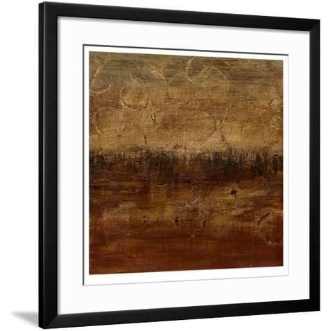 Distant Forest I-Megan Meagher-Framed Art Print