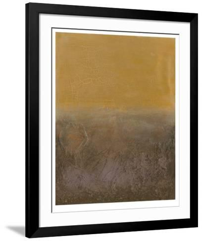 Gradient I-Jennifer Goldberger-Framed Art Print