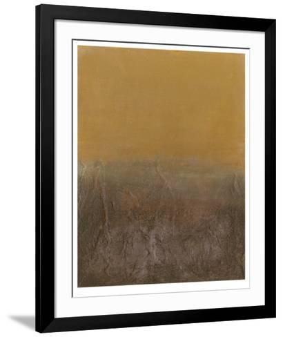 Gradient II-Jennifer Goldberger-Framed Art Print