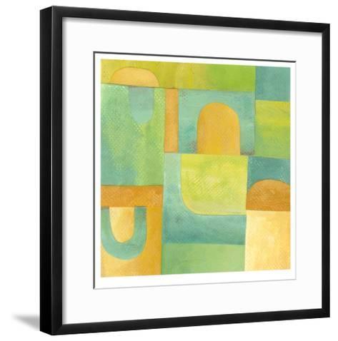 Calypso IV-Chariklia Zarris-Framed Art Print