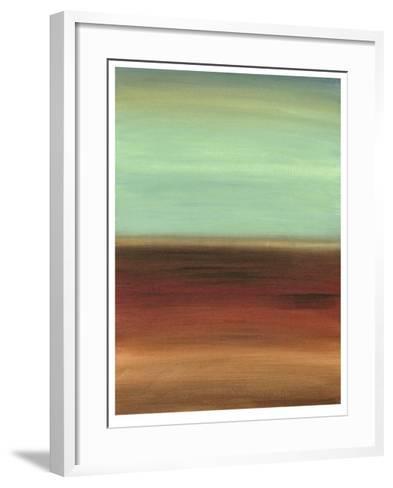 Geologic Sequence I-Ethan Harper-Framed Art Print