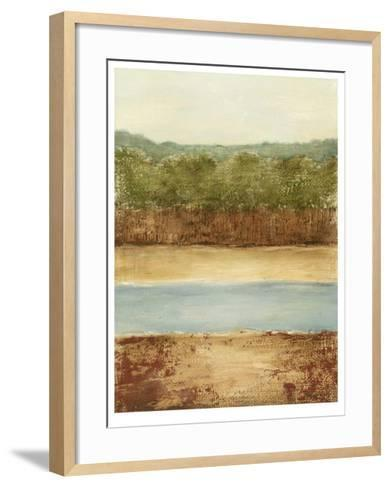 Golden Meadow I-Ethan Harper-Framed Art Print