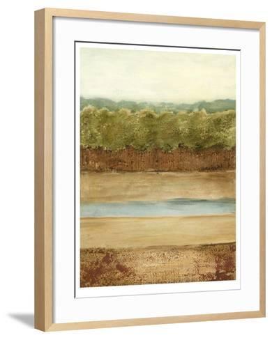 Golden Meadow II-Ethan Harper-Framed Art Print