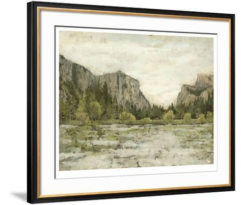 Western Landscape II-Megan Meagher-Framed Art Print