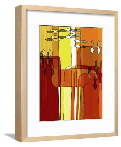 Uplift I-James Burghardt-Framed Art Print