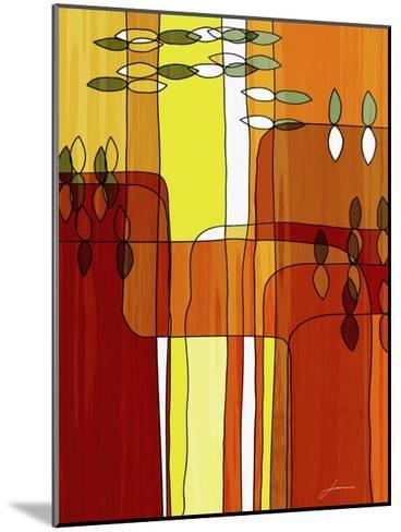 Uplift I-James Burghardt-Mounted Art Print